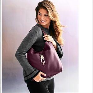 Dooney & Bourke Belvedere Logo Lock Handbag